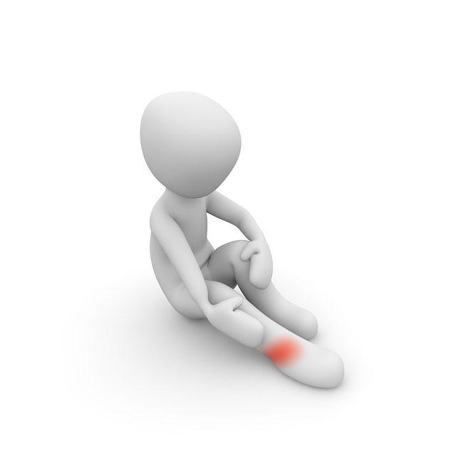 douleur cheville